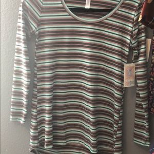 Authentic New LuLaRoe Never Worn! Lynnae T XXS